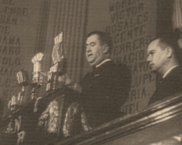 Atentado contra el presidente Manuel Avila Camacho