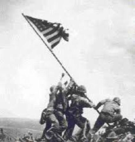 Victory on Iwo Jima