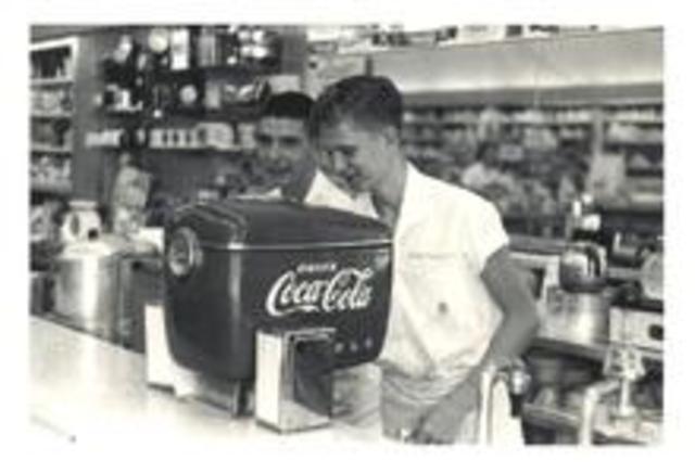 Coca Cola was invented by John Pemberton.