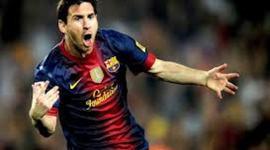 Lionel Messi timeline