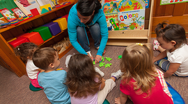 Toddlers Development timeline