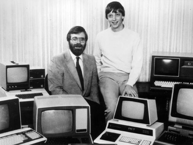 historia de la microsoft