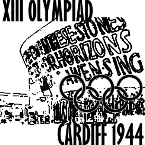 the IOC awarded London the 1944 Summer Games (Image: Time Toast)