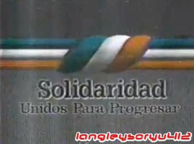 Programa Nacional Solidaridad y desigualdad