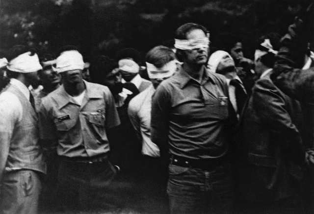 Jimmy Carter/ Iran hostage crisis