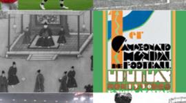 LA HISTORIA DEL FUTBOL  timeline