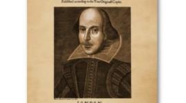 First Folio Published timeline