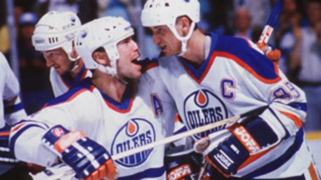 Oilers Get Revenge in '84