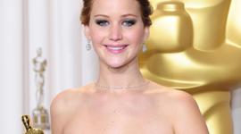 Jennifer Lawrence's Oscar Win  timeline