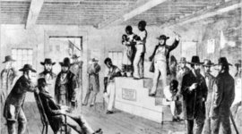 Jillian Hewitt: The Rise and Fall of African American Enslavement Laws in U.S. History timeline