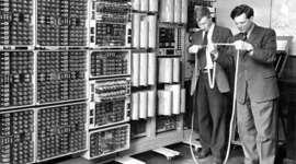Història d'ordinadors timeline