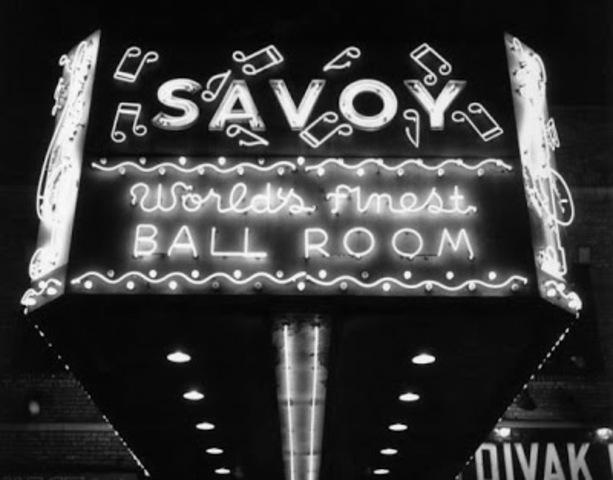 Savoy closed