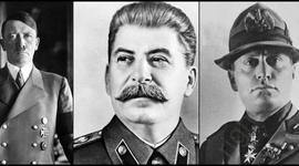 Hitler, Stalin, Mussolini, and Mao timeline