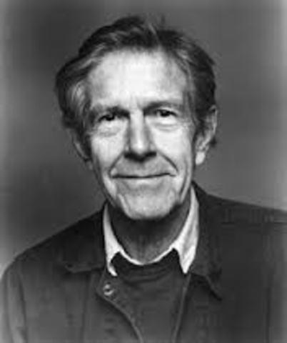 John Cage was born