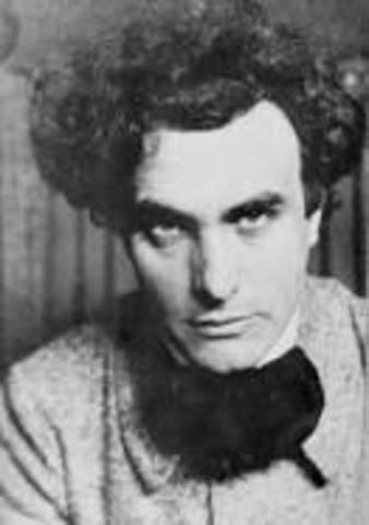 Edgard Varèse was born