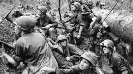The Vietnam War by Andrea Lamper timeline
