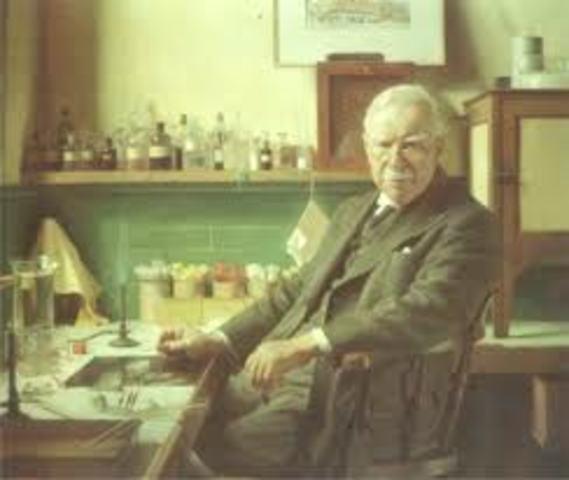 Almorth Wrigth (1861-1947) y Stewart R. Douglas (1886-1975)
