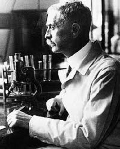 Karl Landsteiner (1868 - 1943)