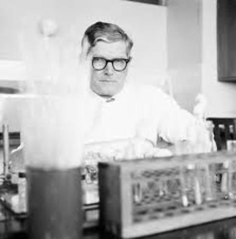 Macfarlane Burnet (1899-1985)