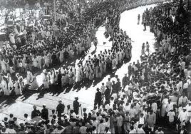 10 million people were on the move in the Indian subcontinent.