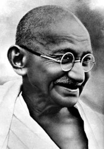 Ghandi Returns