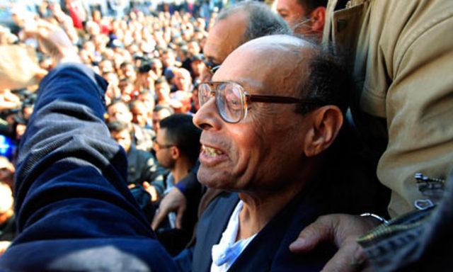 Moncef Marzouki as president