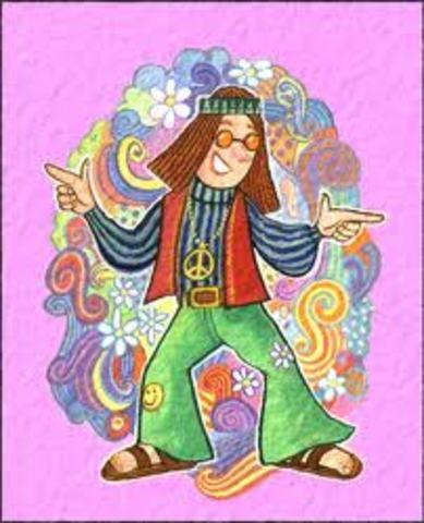ba7ceded9 La vida Hippie timeline | Timetoast timelines