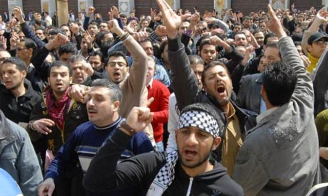 Syrians Explode with Protests