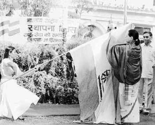 The Hindu Indian National Congress