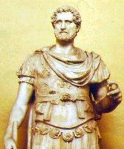 Antonious was high priest of an Ancient Roman College