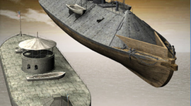History of Ironclads timeline