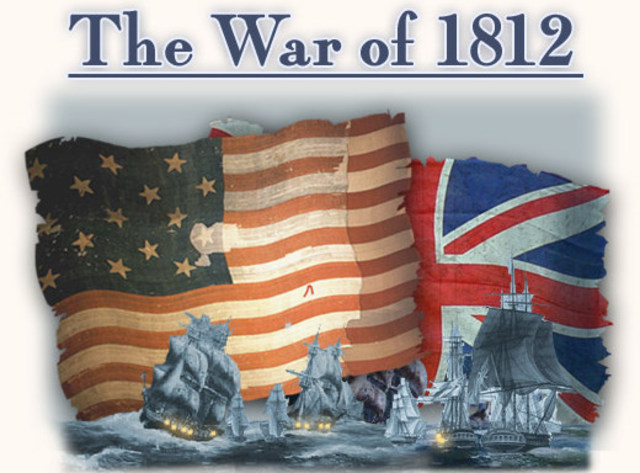 Major events of the war of 1812 timeline timetoast timelines war is declared publicscrutiny Choice Image
