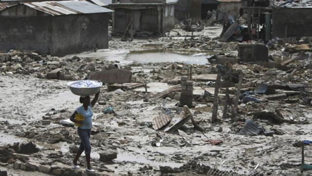 René Préval tells UN about the devastation in Haiti