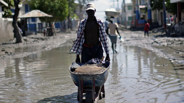 Canada cancels Haiti's $2.3M debt
