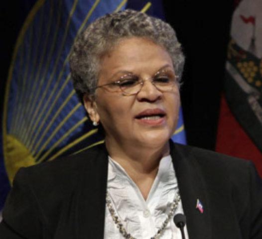 Michèle Pierre-Louis becomes prime minister