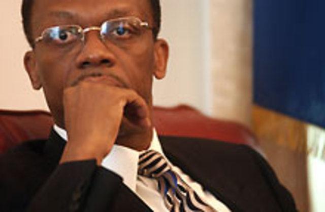 Jean-Bertrand Aristide returns to Haiti