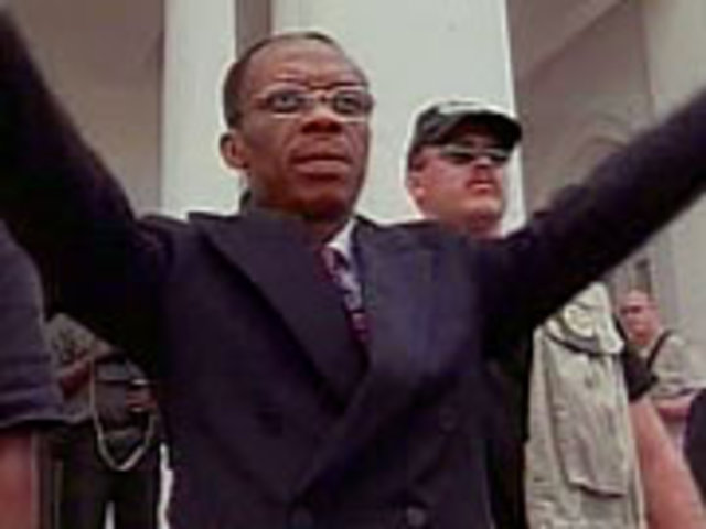 Military coup overthrows Aristide