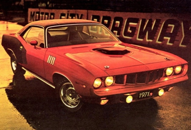 Muscle Car Era