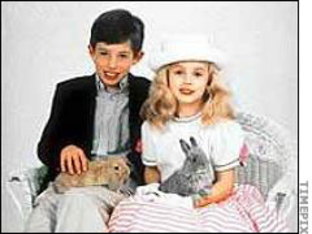 JonBenet's brother, Burke, is questioned for 6 hours by police