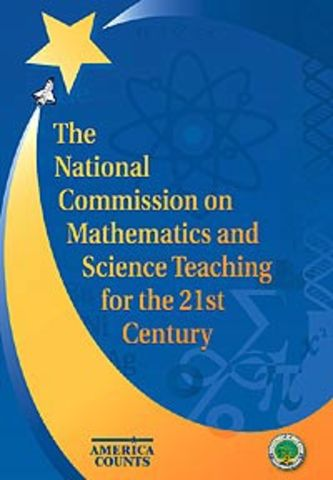 national commission on Mathematics and science teaching for the 21st century