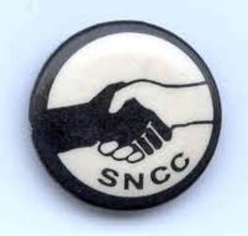 Student Nonviolent Coordinating Commitee (SNCC)