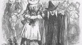 Famous witches through time timeline