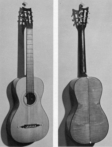 6 String Guitar