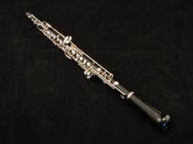 Oboe Invented