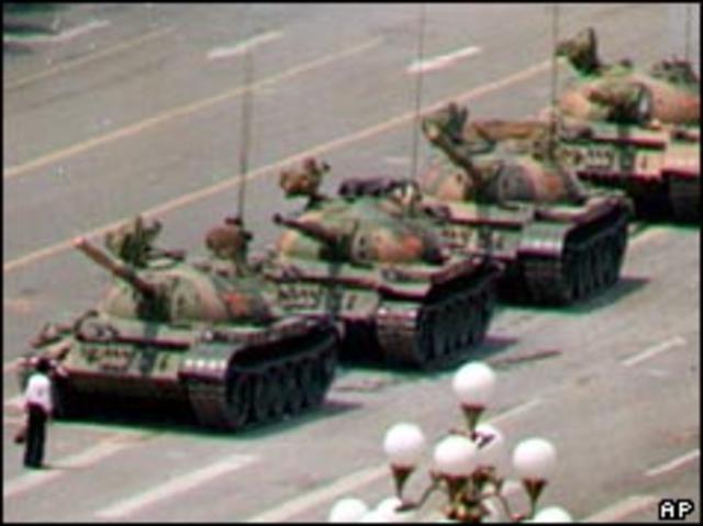 The Tiananmen Square Massacure