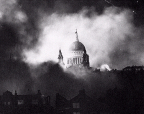 The Blitz Continues Against Britain's Major Cities