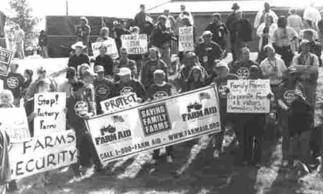 Farm Crisis of the 1980's