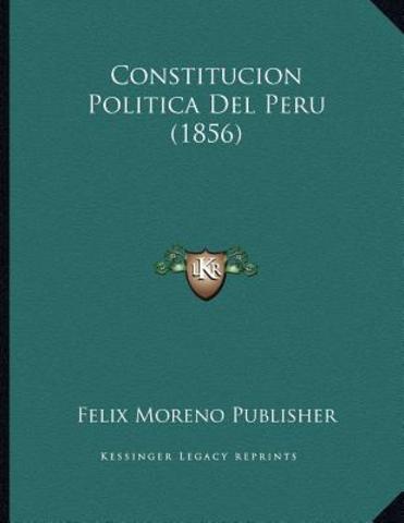 Constitución Política del Perú de 1856