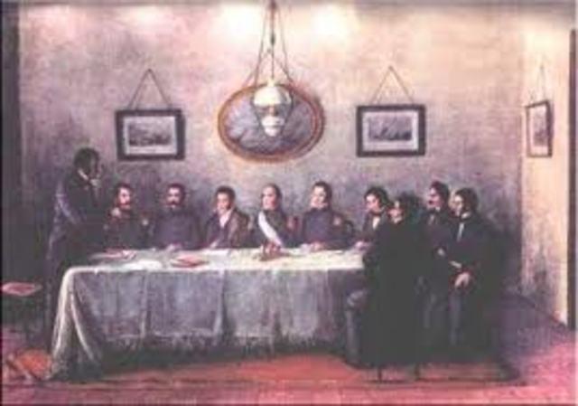 Segundo Congreso General Constituyente