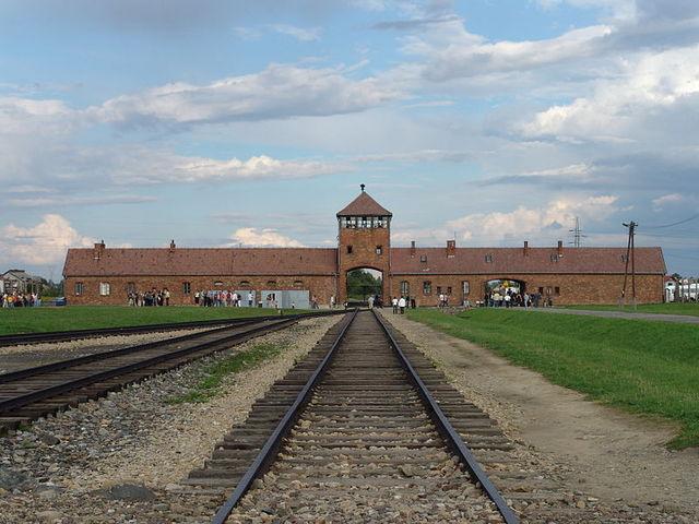 Mass Murder of Jewish People in Auschwitz Begins.